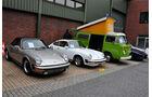 Techno Classica, 2013, Außenmarkt, Tag 1