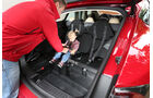 Tesla Model S, Kindersitz