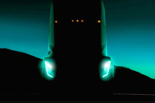 Tesla Truck Teaser
