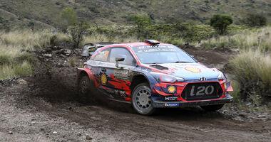 Thierry Neuville - Rallye Argentinien 2019