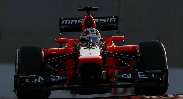 Timo Glock - Formel 1 - GP Abu Dhabi - 02. November 2012