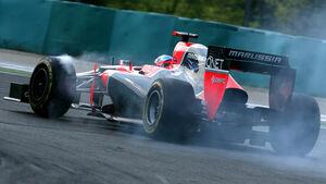 Timo Glock GP Ungarn 2012