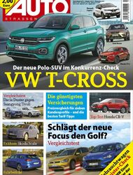 Titel Auto Straßenverkehr Heft 24/2018