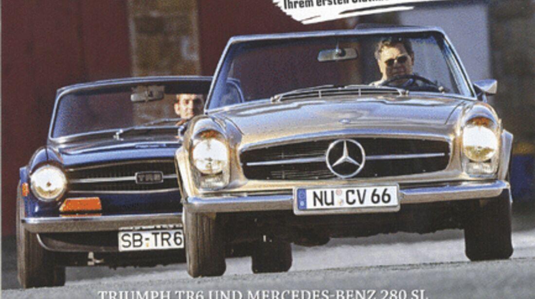 Titel Motor Klassik, Heft 03/2008