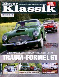 Titel Motor Klassik, Heft 07/2004