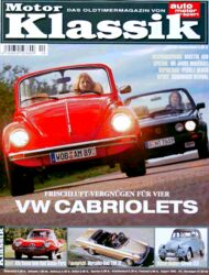 Titel Motor Klassik, Heft 10/2004