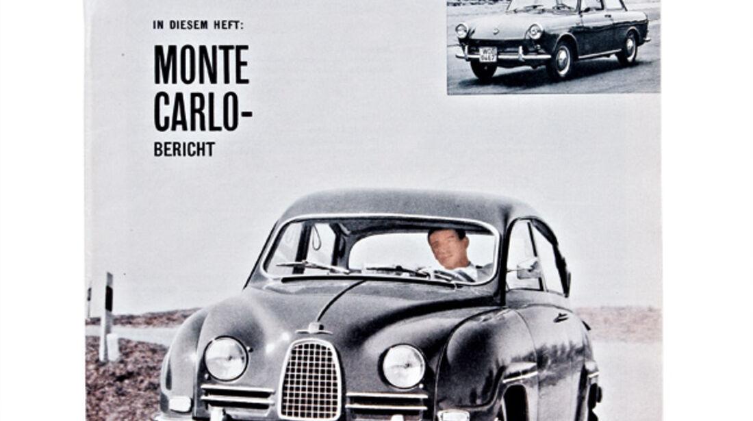Titel auto motor und sport 1961