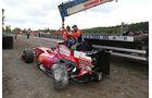 Tobis Formel 1 Tagebuch Belgien