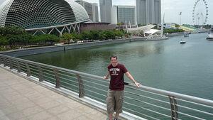 Tobis Formel 1 Tagebuch Singapur