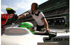Tonio Liuzzi GP Spanien 2011