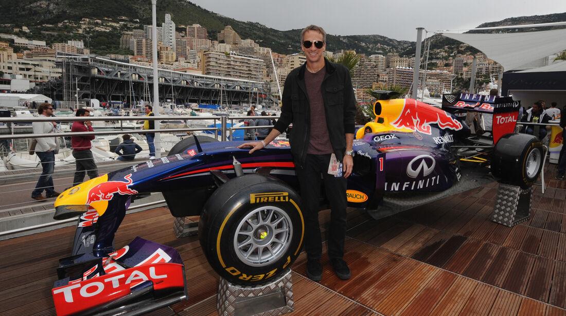 Tony Hawk - GP Monaco 2013 - VIPs & Promis