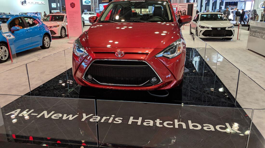 Tops und Flops New York Auto Show 2019