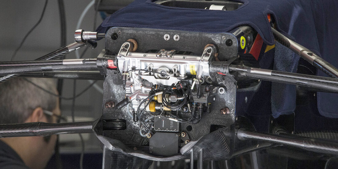 Toro Rosso - F1-Technik 2016