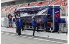 Toro Rosso - Ferrari - F1-Test - Barcelona - Tag 2 - 27. Februar 2018