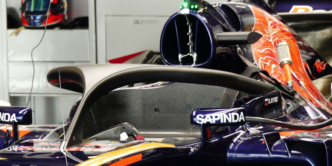 Toro Rosso - Formel 1 - GP Abu Dhabi - 25. November 2016