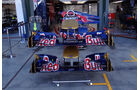 Toro Rosso - Formel 1 - GP Australien - 16. März 2013