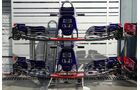 Toro Rosso - Formel 1 - GP Italien - 29. August 2018