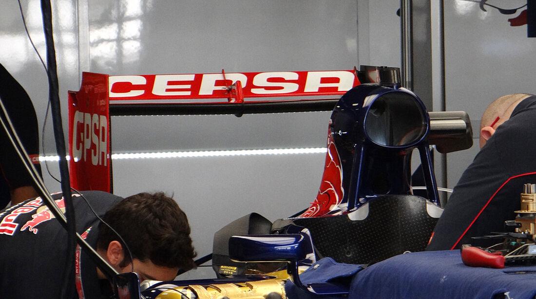Toro Rosso - Formel 1 - GP Italien - Monza - 5. September 2013