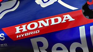 Toro Rosso - Formel 1 - GP Kanada - Montreal - 6. Juni 2018