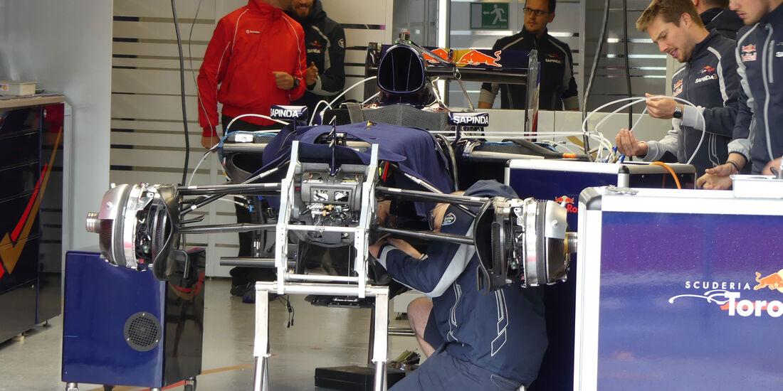 Toro Rosso - Formel 1 - GP Kanada - Montreal - 9.6.2016