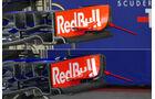 Toro Rosso - Formel 1 - Technik - GP Mexiko 2018