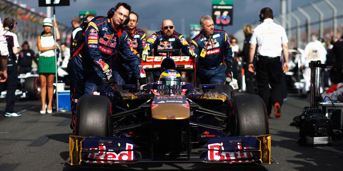 Toro Rosso GP Australien 2013