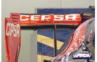Toro Rosso - GP Bahrain 2014 Technik