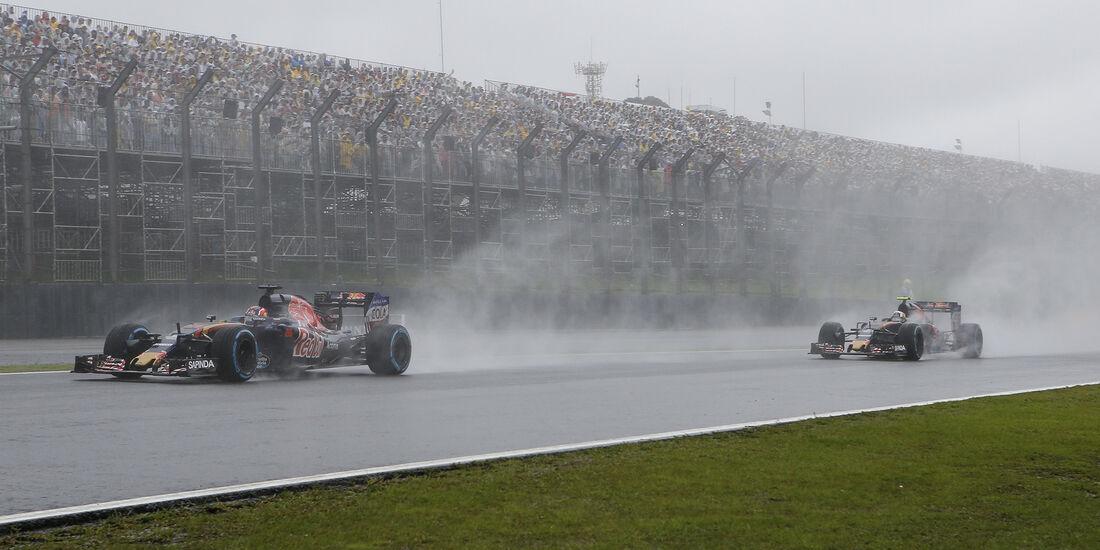 Toro Rosso - GP Brasilien 2016