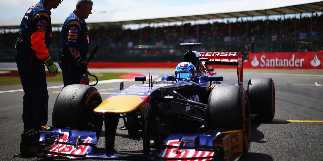 Toro Rosso - GP England 2013