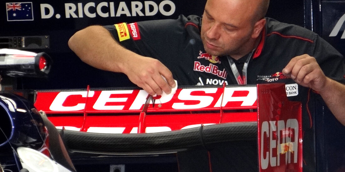 Toro Rosso - GP Kanada - Formel 1 - 7. Juni 2012