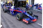 Toro Rosso - GP Monaco - Formel 1 - Freitag - 25.5.2018