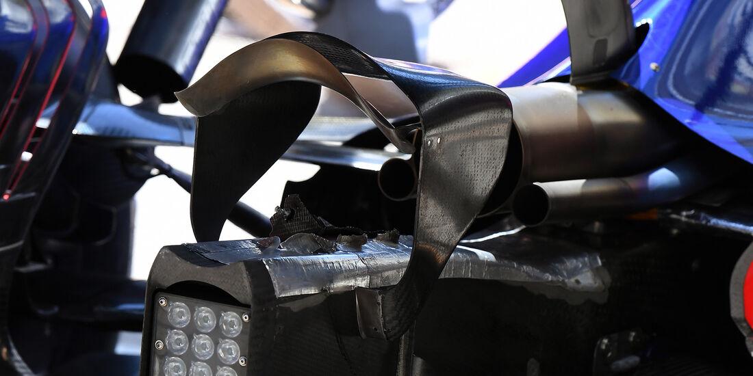 Toro Rosso - GP Russland - Sotschi  - Formel 1 - 28. April 2017