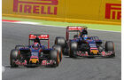 Toro Rosso - GP Spanien 2015