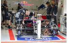 Toro Rosso - GP Ungarn 2017 - Budapest - Formel 1 - Donnerstag - 27.7.2017