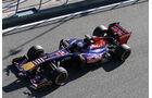 Toro Rosso Technik Jerez F1 2013