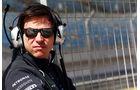 Toto Wolff - Mercedes - Formel 1 - Bahrain - Test - 29. Februar 2014