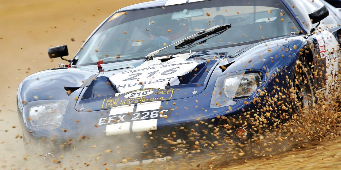 Tour Auto, Ford GT 40, Le Mans