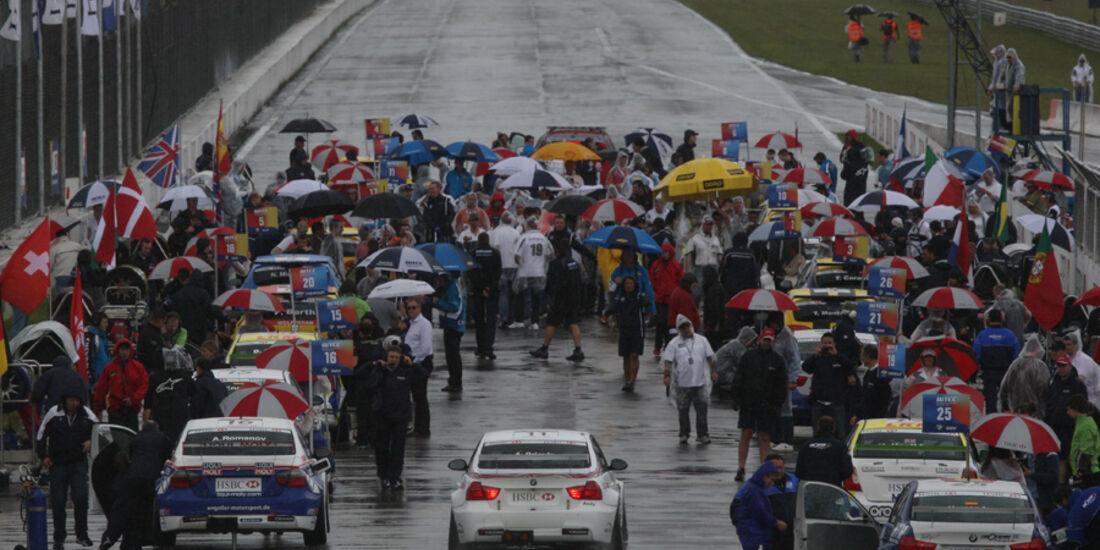 Tourenwagen-WM Brasilien WTCC 2010