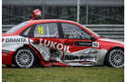 Tourenwagen-WM, Unfallauto