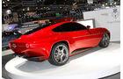 Touring Superleggera, Alfa Romeo Disco Volante, Autosalon Genf 2012, Messe