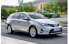 Toyota Auris Touring Sports, Seitenansicht