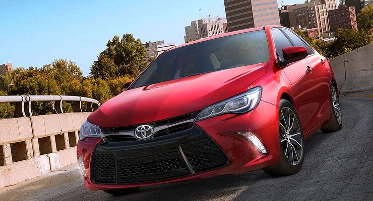 Toyota Camry 2014 New York Auto Show