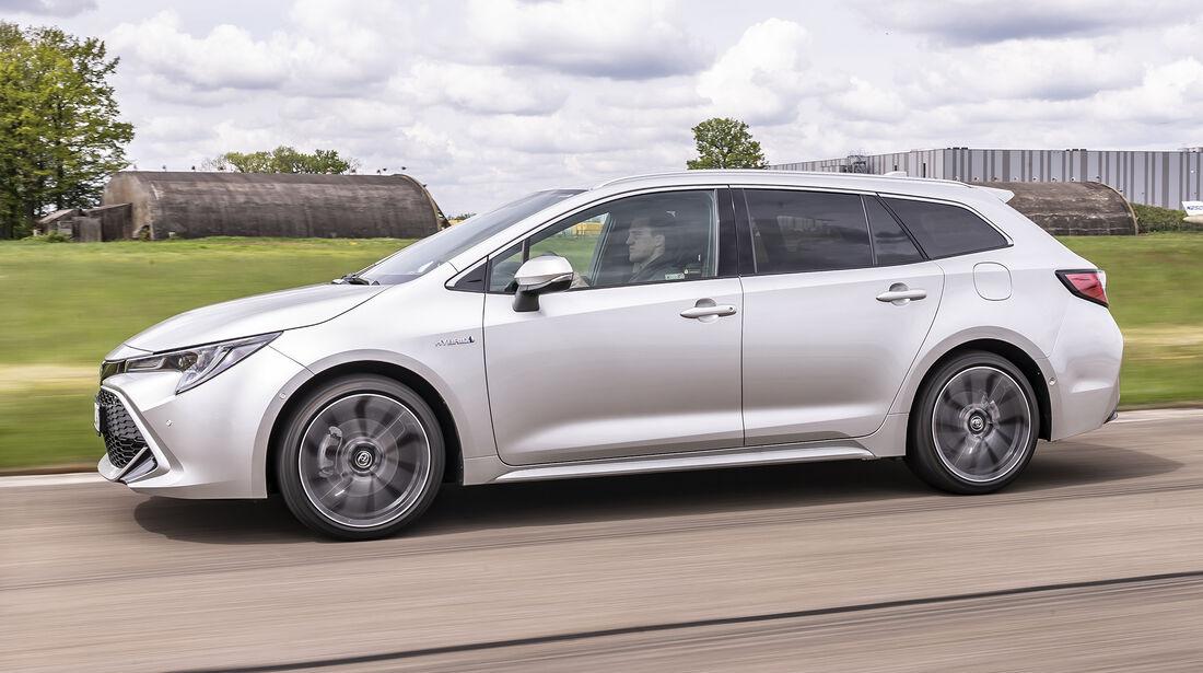 Toyota Corolla Touring Sports 2.0 Hybrid Lounge, Exterieur