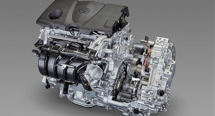Dynamic Force Engines 2,5-Liter-Vierzylinder
