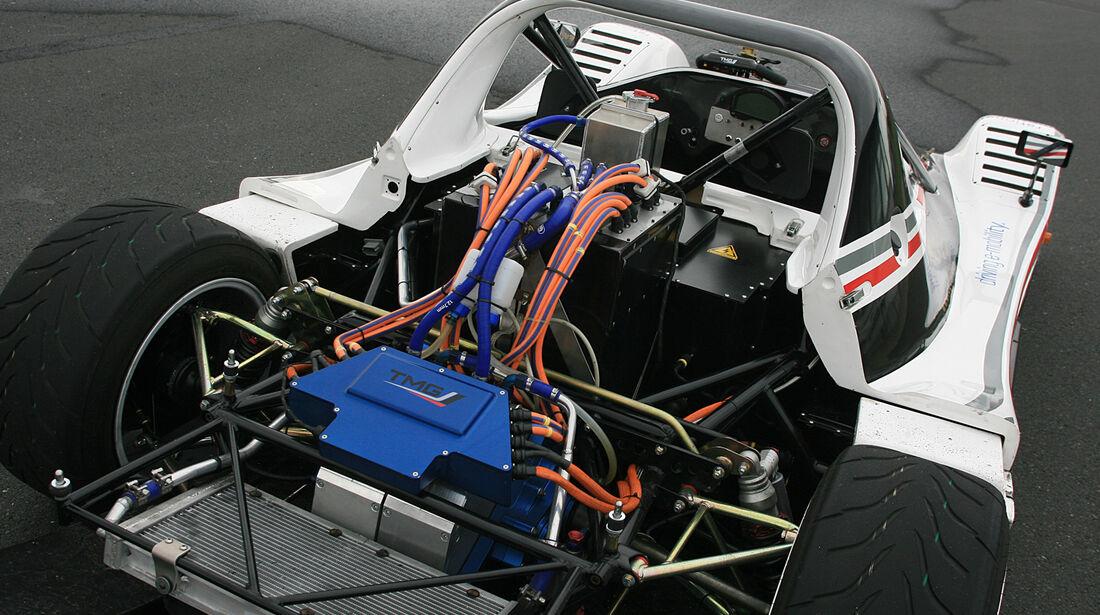 Toyota EV P001, E-Motor