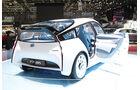 Toyota FCV-R Auto-Salon Genf 2012