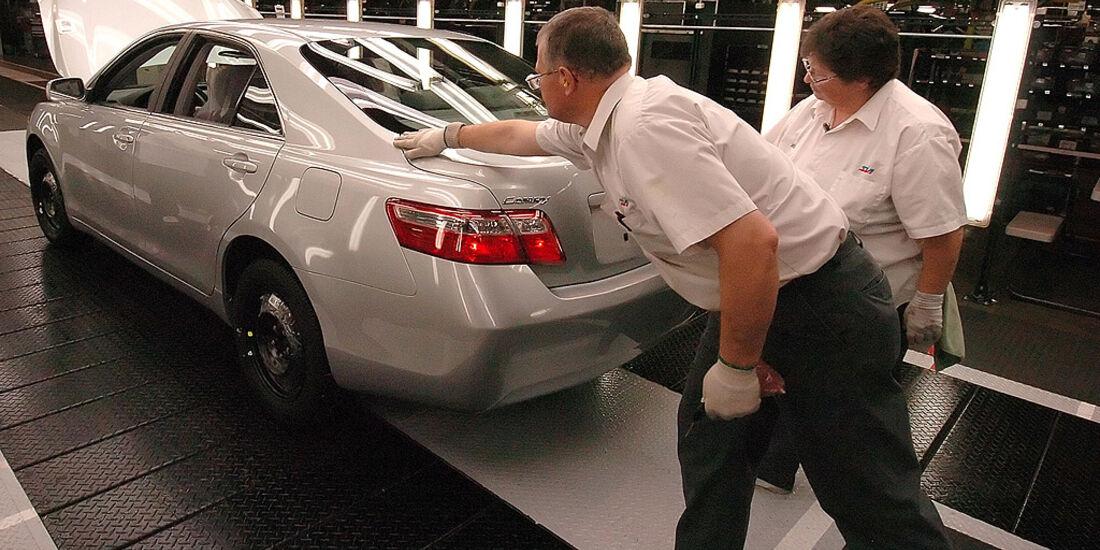 Toyota Fließband
