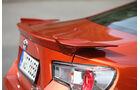 Toyota GT 86, Heckspoiler