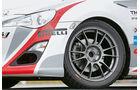 Toyota GT86 CS-V3, Rad, Felge, Bremse