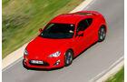 Toyota GT86 Pure, Draufsicht
